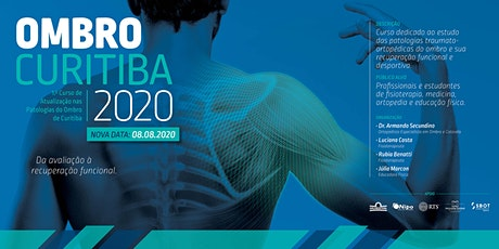 Ombro Curitiba 2020 ingressos
