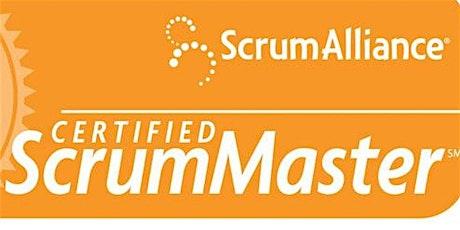 Certified ScrumMaster® (CSM) Certification Training tickets