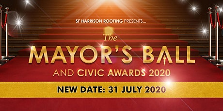Mayor's Ball and Civic Awards tickets