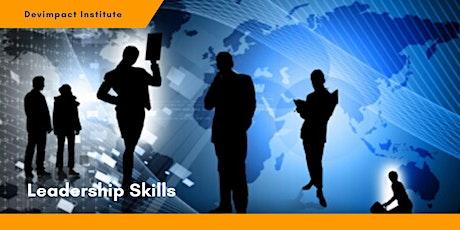 Training on Leadership Skills tickets
