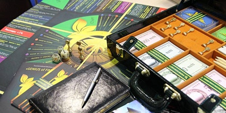 CANCELLED!  NEEW - Genius of Finance Board Game PERTH tickets