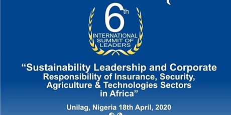 Sustainability Leadership & Corporate Responsibility of Insurance, security tickets