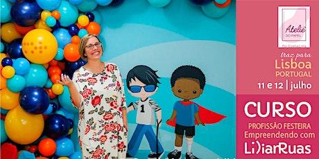 LISBOA tem Lilian Ruas com Profissão Festeira edição 2020 tickets