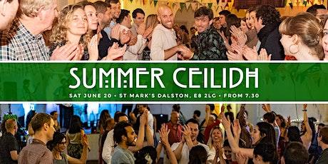 Summer Ceilidh tickets