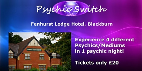 Psychic Switch - Blackburn tickets