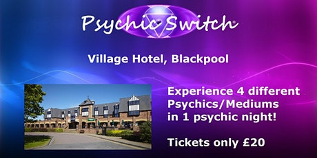 Psychic Switch - Blackpool tickets