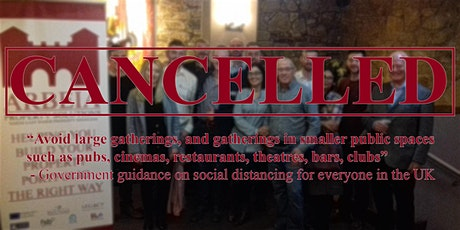 *CANCELLED* Arbeia Property Network - May 2020 tickets
