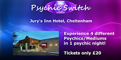 Psychic Switch - Cheltenham tickets