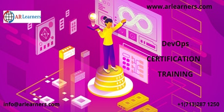 DevOps Certification Training Course In Raleigh, NC,USA tickets