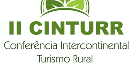 CINTURR  Conferencia Intercontinental de  Turismo Rural ingressos