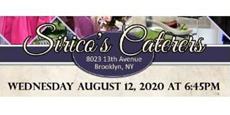 August 12th Free Bridal Show at Sirico's Caterers in Brooklyn, NY tickets