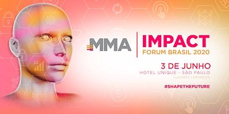 MMA Impact Forum Brasil 2020 ingressos