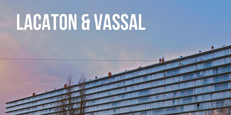Lacaton & Vassal *NEW DATE* tickets