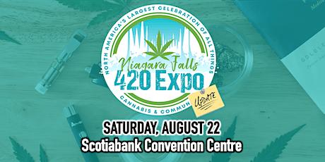Niagara Falls 420 Expo 2020 NEW DATE! tickets