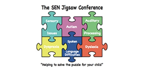 ** CANCELLED** The 5th SEN Jigsaw Conference 2020 tickets
