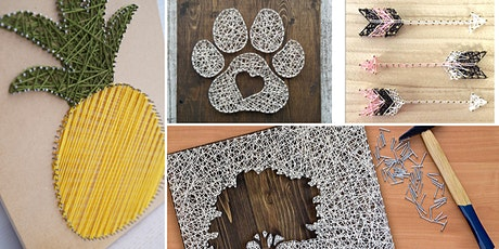 Make Your Own String Art! tickets