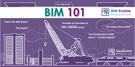 BIM 101 - Bristol tickets