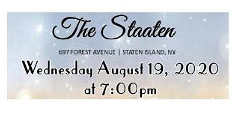 August 19th Free Bridal Show at The Staaten in Staten Island, NY tickets