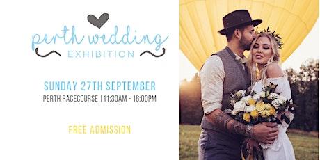 Perth Wedding Exhibition tickets