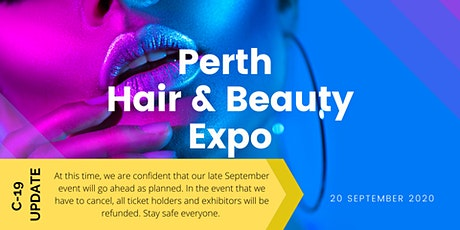 Perth Hair & Beauty Expo tickets