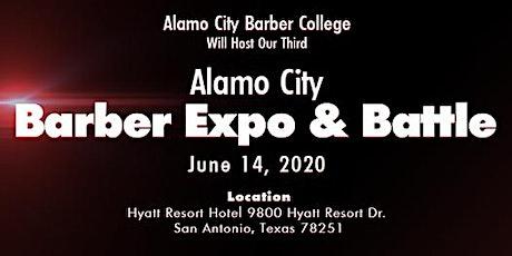 Alamo City Barber Expo & Battle tickets