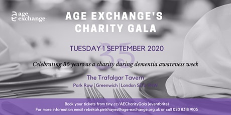 Age Exchange Charity Gala tickets
