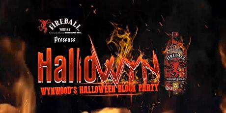FREE HalloWYN 2020 - Wynwood Halloween Block Party tickets