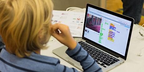 CoderDojo Wien at Verbund Tickets