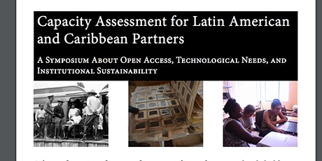 Capacity Assessment of Latin American and Caribbean Partners Symposium tickets