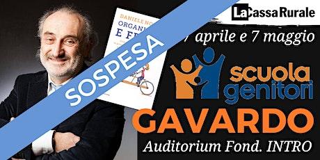 SCUOLA GENITORI 2020 | GAVARDO biglietti
