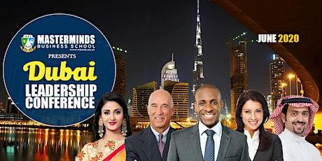 Dubai Leadership Conference- June 2020 tickets