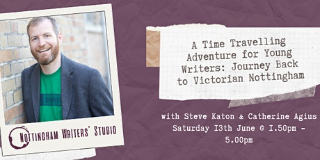 A Time Travelling Adventure for Young Writers tickets