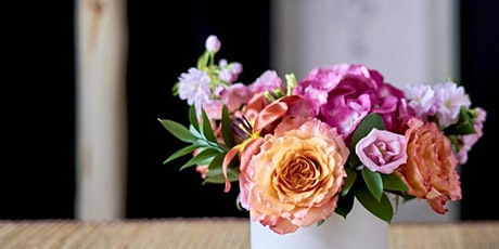 """Blooms at Backstage Kitchen + Bar - Part of """"Creative Series at Backstage"""" tickets"""