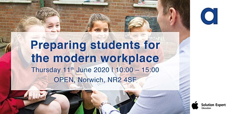 Preparing students for the modern workplace tickets