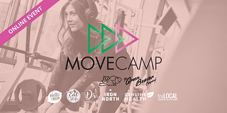 MOVECAMP - Winter Series temporarily moved online! tickets
