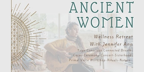 ANCIENT WOMEN: Fall Equinox Retreat tickets