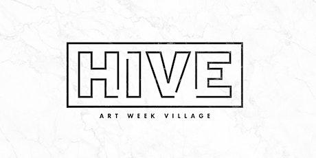 HIVE Basel Art Village 2020