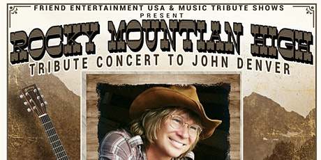Rocky Mountain High Tribute Concert To John Denver tickets