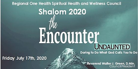 Shalom Conference 2020-The Encounter Undaunted: Daring to Do It God's Way tickets