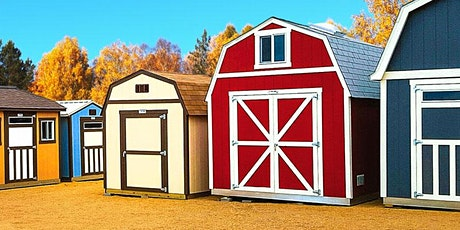 Tuff Shed to host Virtual Open House for the Charlotte area! tickets