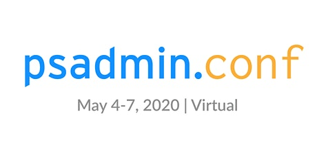 psadmin.conf 2020 tickets