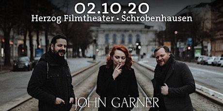 John Garner Tickets