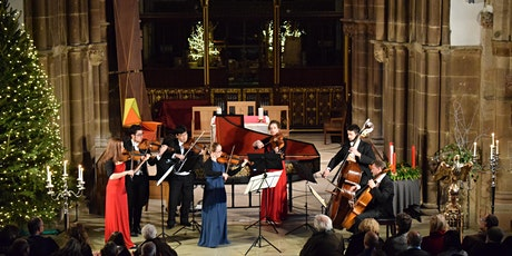 VIENNESE CHRISTMAS by Candlelight - Sat 28th November, Norwich tickets
