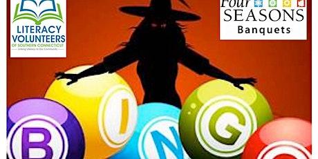 Virtual Halloween Bingo tickets
