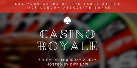 Casino Royale tickets