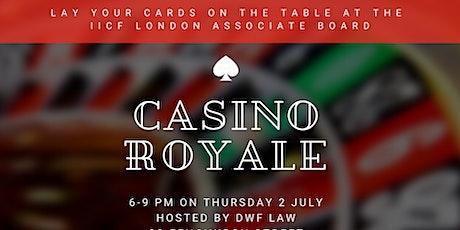 Casino Royale tickets