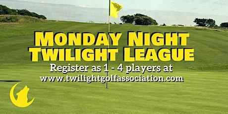 Monday Twilight League at Green Oaks Golf Course tickets