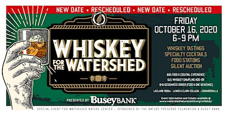 Whiskey for the Watershed tickets