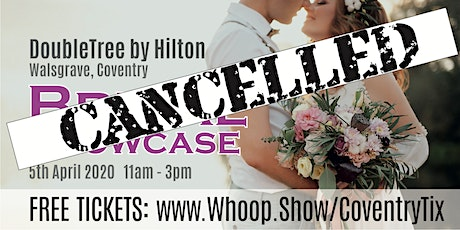 Coventry Bridal Showcase - CANCELLED DUE TO COVID-19 tickets