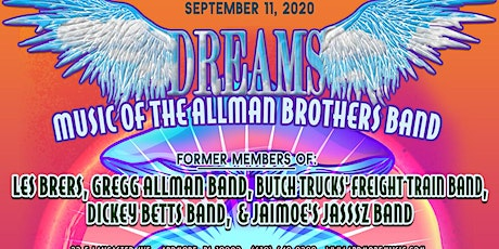 Dreams:  Music of The Allman Brothers Band tickets